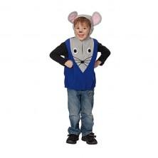 Myška NEW - dětský kostým - 104