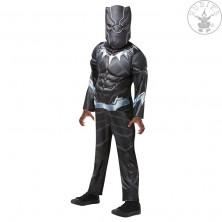 Black Panther Avengers Assemble Deluxe - dětský