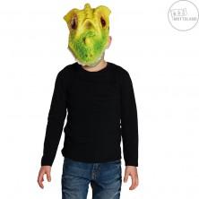 Dětská maska dinosaur