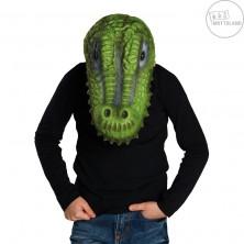 Dětská maska krokodýl