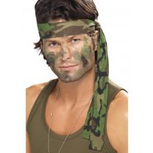 Armádní čelenka voják/vojanda