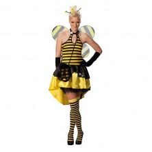 Sexy včelka - karnevalový kostým