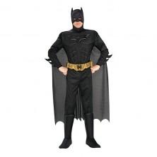 Deluxe Batman kostým pro dospělé - L 52 - 54