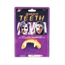 Latexové zuby - upír
