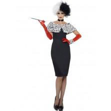 Madam Evil - kostým