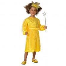 Karnevalový kostým sluneční víla