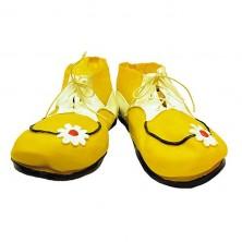 Latexové boty klaunské dětské