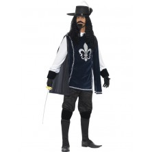 Mušketýr - kostým pánský
