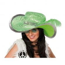 Dámský Hippie zelený