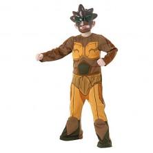 Kostým Gormiti Earth DLX Box Set - licenční kostým
