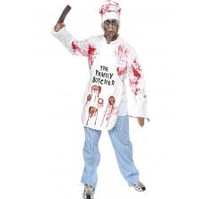 Halloweenský kostým kuchaře