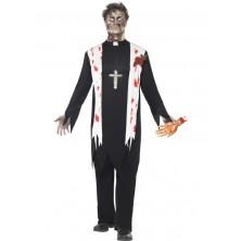 Zombie farář - kostým