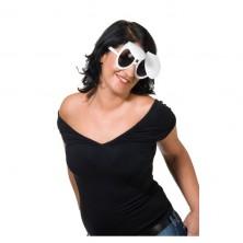 Brýle - záchodové prkénko s poklopem