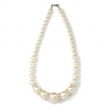 Perlový náhrdelník nový