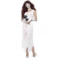Zombie nevěsta - kostým