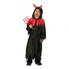 Malý čertík - dětský karnevalový kostým