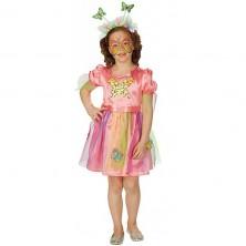 Motýlek - dětský karnevalový kostým - 104