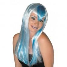 Blueberry Ice - karnevalová paruka