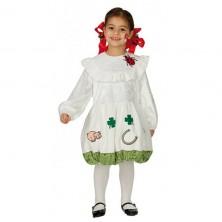 Dívčí karnevalový kostým