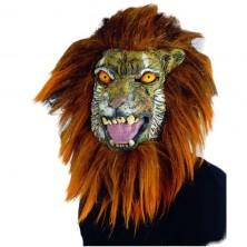 Karnevalová maska  tygr
