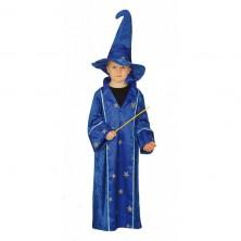 Kouzelník nový - dětský karnevalový kostým