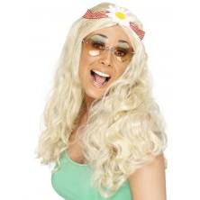 Paruka s čelenkou, blond
