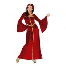 Středověká dáma - kostým
