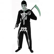 Smrtka - karnevalový kostým