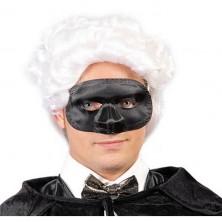 Maska černá s nosem