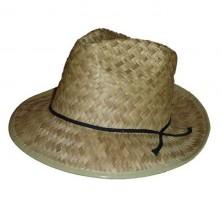 Slaměný klobouk zahradnický