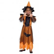 Půlnoční čarodějka oranžová