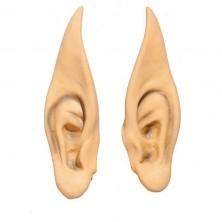 Špičaté uši velké