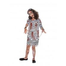 Dětský kostým - vězeň zombie