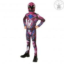 Pink Power Ranger  Classic - dětský