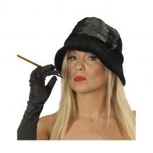 78749080d6e Borsalino - gangsterský klobouk bílý - Svět masek.cz