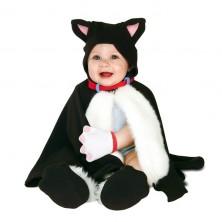 Kočička - dětský karnevalový kostým