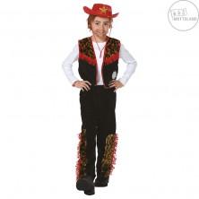 Kovboj Bill - kostým