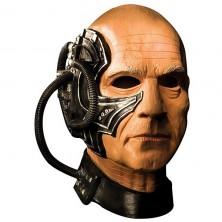 Locutus DLX Latex Maske - licence