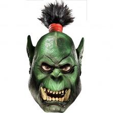Orc DLX Latex Maske - licence