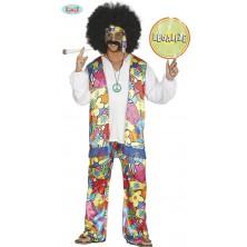 Pánský hippie kostým