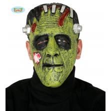 Maska zelené monstrum Frankenstein
