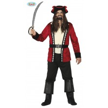 Pirát pro dospělé - kostým