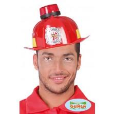 Helma hasičská s majáčkem
