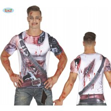 Zombie pánské triko