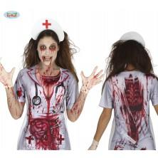 Zombie dámské triko