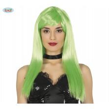 Zelená paruka Miracle