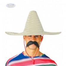 Mexický klobouk 50 cm přírodní