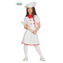 Kuchařka - dětský kostým