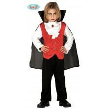 Vampír - dětský kostým