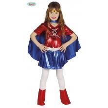 Superdívka - kostým